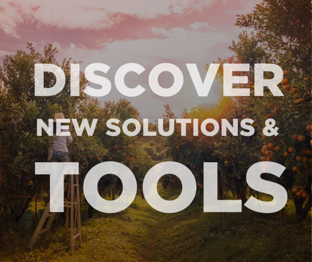 New Solutions and Tools